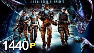 УГАР И КОСМИЧЕСКИЙ УЖАС • Aliens Colonial Marines • КООП#1