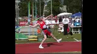 Dmitriy Karpov- Javelin throw