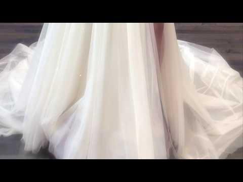 Lazaro Bridal Gown Roxana - LAZARO TRUNK SHOW 2019