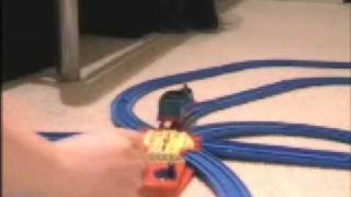 Tomy Trackmaster Bell,Station & Turntable Thomas & Friends Kids Toy Train Set Thomas The Tank