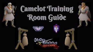 Runescape Camelot Training Room Guide
