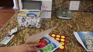 How To Mail Seeds Using Just One Stamp ~ Ep 85