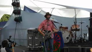 Todd Snider - Stuck on the Corner - Pickathon 2012