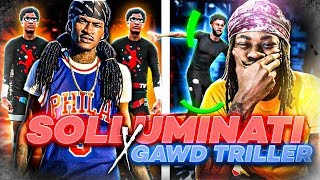Gawd Triller and SoLLUMINATI Reunites in NBA 2K20 (The Duo Returns)