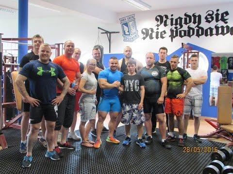Ćwiczenia na mięśnie nóg i pośladków