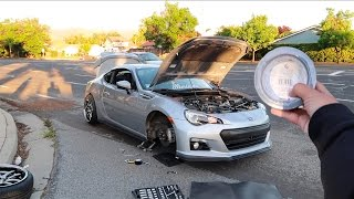 Using Duct Tape For Blown Air Suspension!