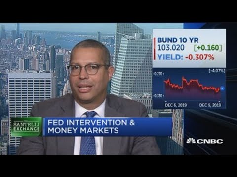 Santelli Exchange: Year-end repo operations draw high demand