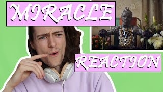Labrinth  Miracle [Official Music Video] REACTION!