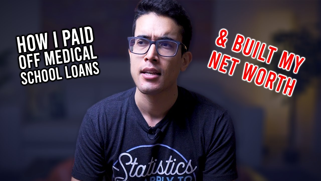 Financial resources 80/20 - How I Paid Off My Med School Loans & Investing Strategy thumbnail