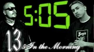 Ese 40'z Ft. Mister 505- Five In the Morning (Retwist)