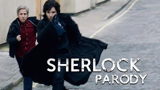Шерлок, Sherlock Parody by The Hillywood Show®