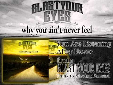 Blast Your Eyes - After Havoc (Official Lyric Video) avi