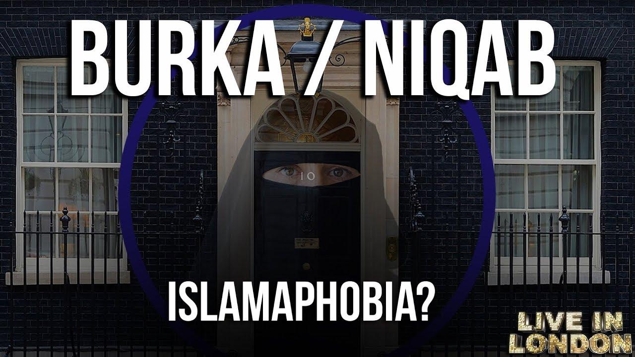 Burka / Niqab – Islamophobia? | Episode 4 Live in London