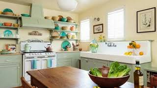Great 1930s Cottage Style Kitchens