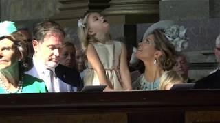 #Kronprinsessan40 | Princess Leonore waits for aunt Victoria