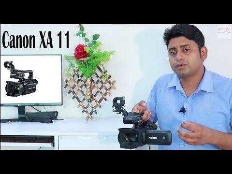 XA11 Canon Professional Camcorder