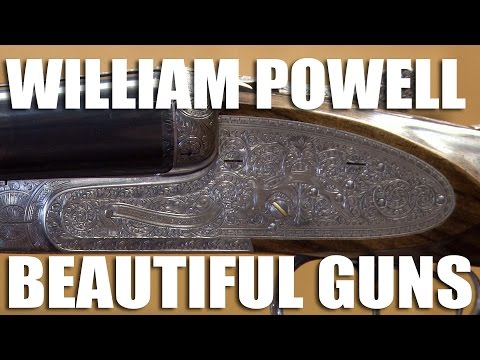 William Powell – Beautiful Guns