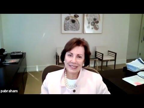 Women's History Month 2021: Pamela Lynn Abraham