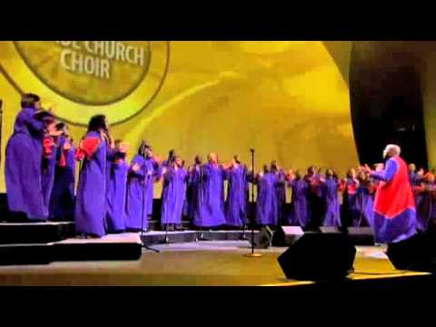 "All Nations Choir At How Sweet The Sound 2011 ""Praise Break"" Mp3"