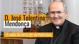 """""""Como afirmou S. Josemaria, a santificação do mundo é um desafio sempre actual"""""""