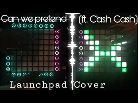 Launchpad Cover//P!nk - Can We Pretend (ft. Cash Cash) - Brandon Zenz