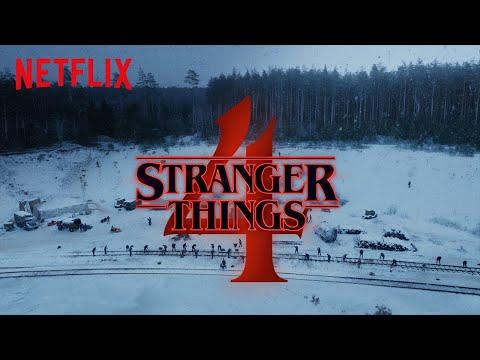 《怪奇物語4》預告:來自俄羅斯的情書...... [Netflix]