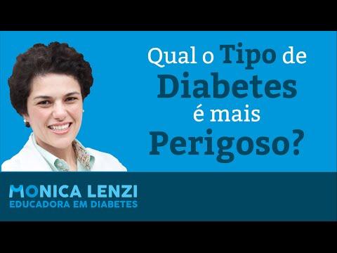 Diabetes do tipo 2 de severidade moderada no passo descompensação