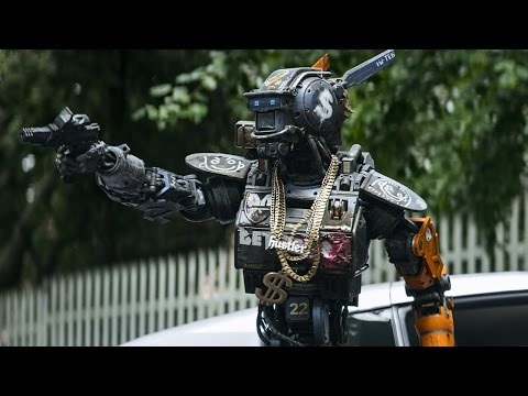 Dreadwing - Клип на фильм Робот по имени Чаппи