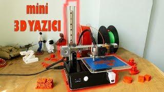 Yeni Tasarım 3D yazıcı   INTRO