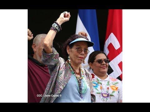 Nicaragua conmemora a Sandino celebrando la Paz que consolidamos cada día