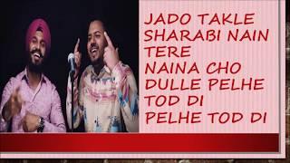 Hdvidz in Daru Badnaam Param Singh Kamal Kahlon Lyrics song