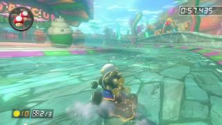 Water Park - 1:39.831 - Domenıco (Mario Kart 8 World Record)
