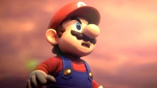 Super Smash Bros Ultimate - True Final Boss + All Endings