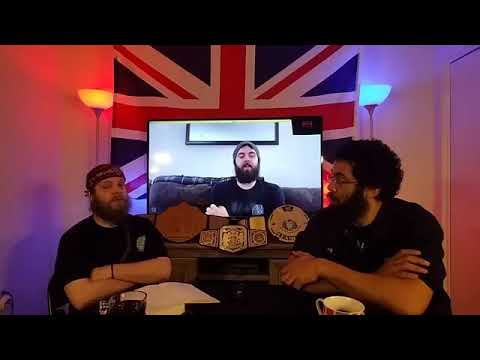 NXTea Party for Episode 42 of NXT UK