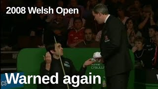 Ronnie O'Sullivan | Lowest frame score in snooker history? Very likely