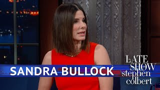 Sandra Bullock Plays 'Bullock Or Bollocks?'