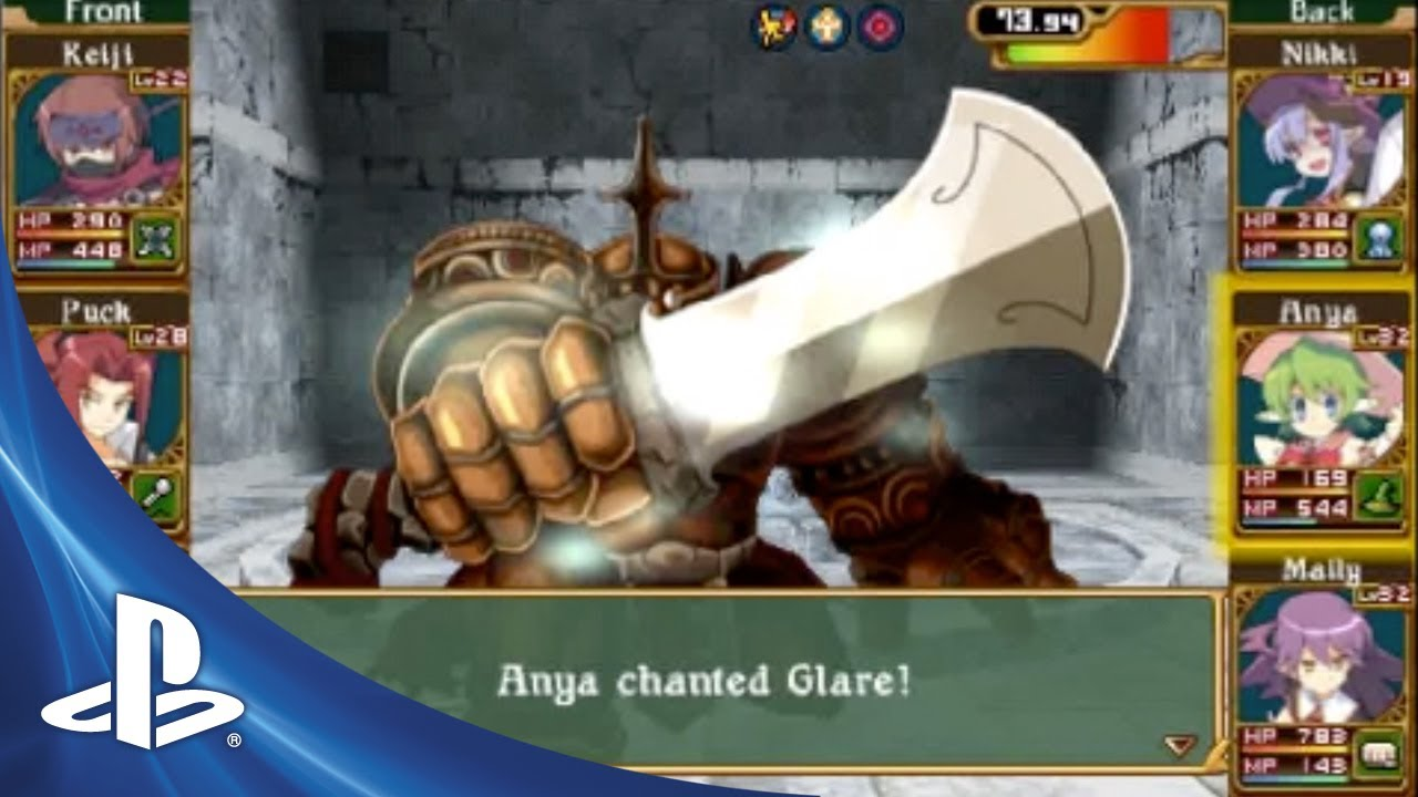 Enroll in Class of Heroes 2, Out Today on PSP