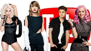 Top 10 Most Viewed Music Videos Each Year 2010   2019