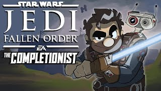 Star Wars Jedi Fallen Order - No One Said Being a Jedi Was Easy | The Completionist