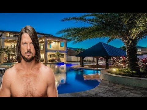 AJ Styles Lifestyle, Net Worth, Family, House, Car, Biography 2018