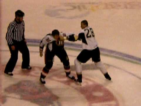 Brett Gallant vs Jesse Boulerice