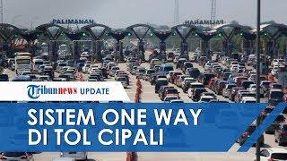 Sistem One Way di Tol Cipali sampai Jawa Tengah, Kendaraan Menuju Jakarta Dialihkan ke Jalur Arteri