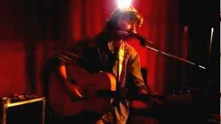 Angus Stone - Milky Way & Wooden Chair (Backstage Hotel Amsterdam)