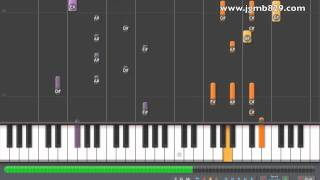 JYJ You're Piano