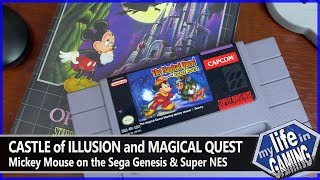 Castle of Illusion & Magical Quest Starring Mickey Mouse :: Game Showcase