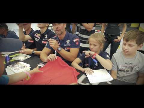World RX Inside - Race Weekend with Sebastien Loeb