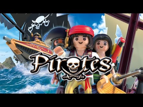 PLAYMOBIL Pirates - Der Film (Deutsch)
