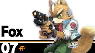 07: Fox – Super Smash Bros. Ultimate