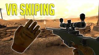 [Onward] Sniping in VR!