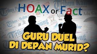 Hoax or Fact: Guru Berkelahi di Depan Murid?